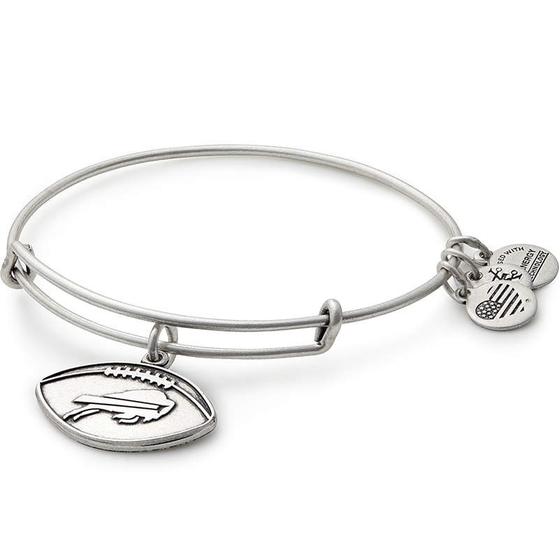 305eabd5d66 Alex And Ani Buffalo Bills Charm Bracelet Bracelets