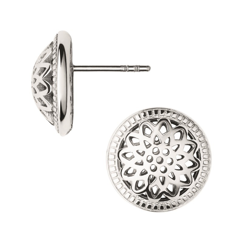 0d9a7d672 Links Of London | Timeless Sterling Silver Domed Stud Earrings ...