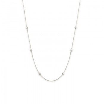 "Alex And Ani 32"" Expandable Chain Necklace Necklaces"