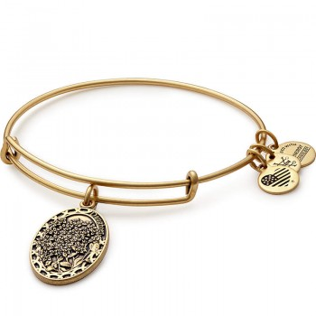 Alex And Ani ALEX AND ANI | Because I Love You | Daughter Charm Bangle Bracelets