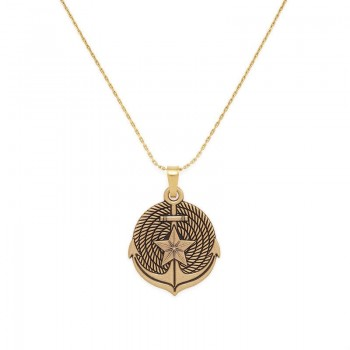 Alex And Ani Anchor Expandable Necklaces