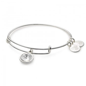 Alex And Ani April Birthstone Charm Bracelet Bracelets