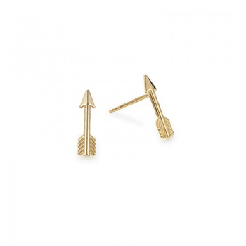 Alex And Ani Arrow Post Earrings