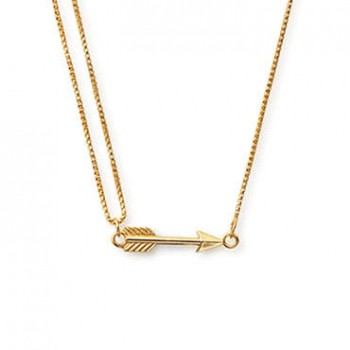 Alex And Ani Arrow Pull Chain Necklace Necklaces