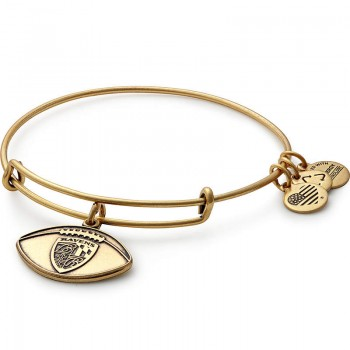 Alex And Ani Baltimore Ravens Football Charm Bracelet Bracelets