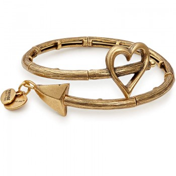 Alex And Ani Cupid's Arrow Wrap - Bracelets