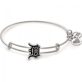 Alex And Ani Detroit Tigers Slider Charm Bangle Bracelets