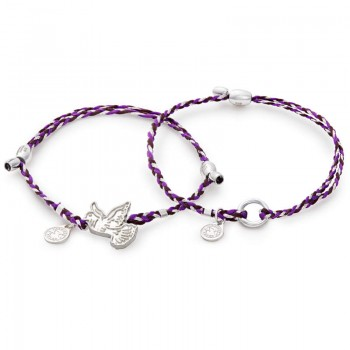 Alex And Ani Dove Set of 2 Bracelets