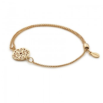 Alex And Ani Endless Knot Pull Chain Bracelet Bracelets