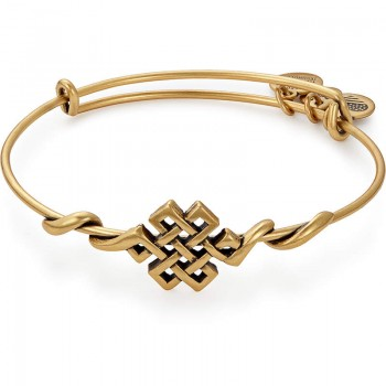 Alex And Ani Endless Knot Wrap Bracelet Bracelets
