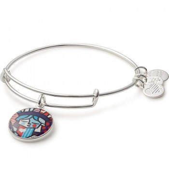 Alex And Ani Freedom Art Infusion Charm Bracelet Bracelets