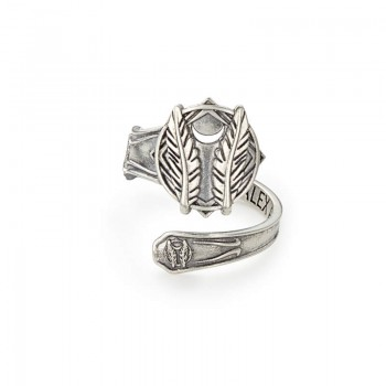 Alex And Ani Godspeed Spoon Ring Rings