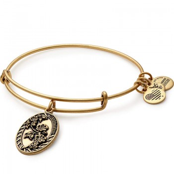 Alex And Ani Granddaughter Charm Bangle Bracelets