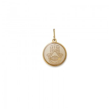 Alex And Ani Hand of Fatima Charm Necklaces