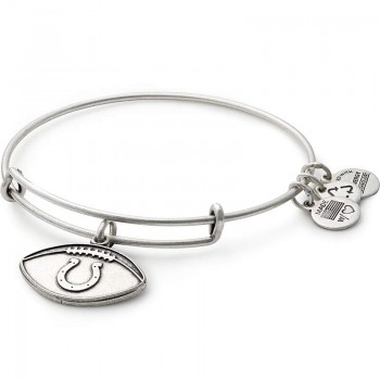 Alex And Ani Indianapolis Colts Football Charm Bangle Bracelets