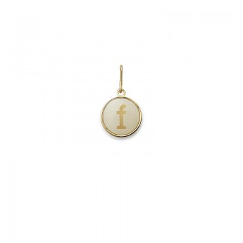 Alex And Ani Initial F Charm Necklaces