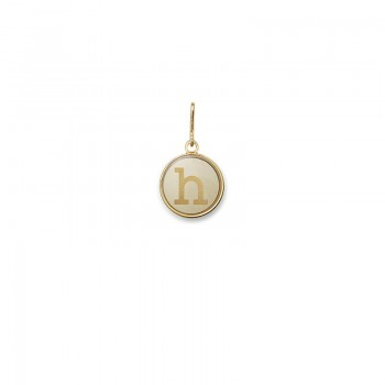 Alex And Ani Initial H Charm Necklaces