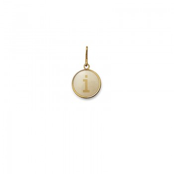 Alex And Ani Initial I Charm Necklaces