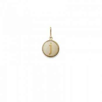 Alex And Ani Initial J Charm Necklaces