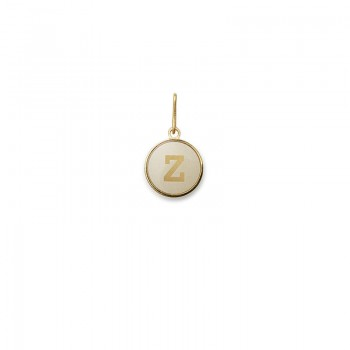 Alex And Ani Initial Z Charm Necklaces