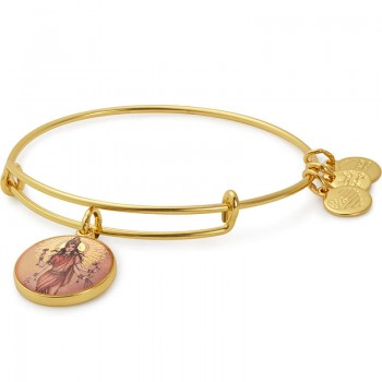 Alex And Ani Lakshmi Charm Bangle Bracelets