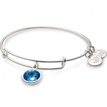 Alex And Ani March Birthstone Charm Bracelet Bracelets