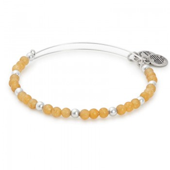 Alex And Ani Marigold Beaded Bangle Bracelets