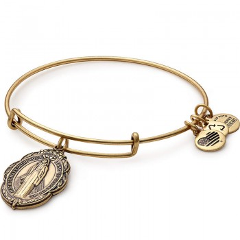 Alex And Ani Mother Mary Charm Bangle Bracelets