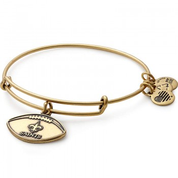 Alex And Ani New Orleans Saints Charm Bracelet Bracelets