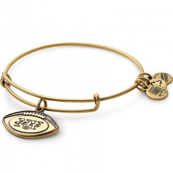 Alex And Ani New York Jets Football Charm Bracelet Bracelets