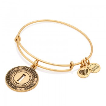 Alex And Ani Number 1 Charm Bracelet Bracelets