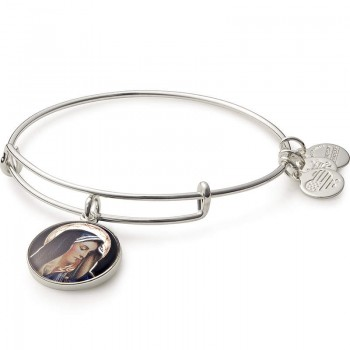 Alex And Ani Our Lady of Sorrow Charm Bracelet Bracelets