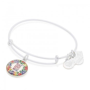 Alex And Ani Peace Love Music Charm Bangle | VH1 Save the Music Foundation Bracelets
