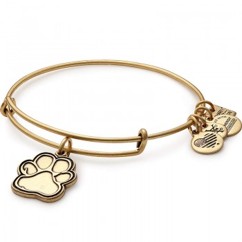 Alex And Ani Prints of Love Charm Bangle | ASPCA Bracelets