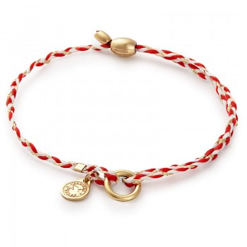 Alex And Ani Royal Cardinal Precious Threads Bracelet Bracelets