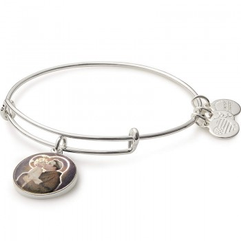 Alex And Ani Saint Anthony Charm Bangle - Bracelets
