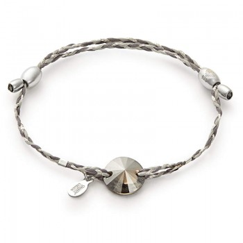 Alex And Ani Satin Crystal Precious Threads Bracelet Bracelets