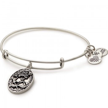 Alex And Ani Sister Charm Bangle Bracelets