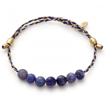 Alex And Ani Sodalite Precious Threads Bracelet Bracelets
