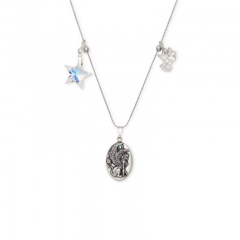 Alex And Ani Sphinx Necklace Set Necklaces