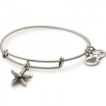 Alex And Ani Starfish Charm Bracelet Bracelets