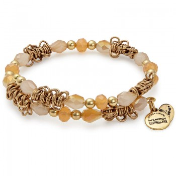 Alex And Ani Terra Fate Wrap Bracelets