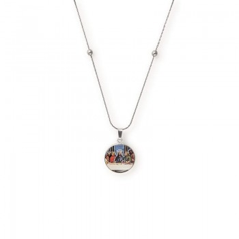 Alex And Ani The Last Supper Expandable Necklace Necklaces