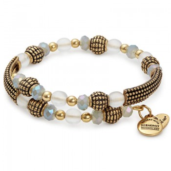 Alex And Ani Tide Destiny Wrap Bracelets