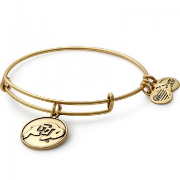 Alex And Ani University of Colorado Charm Bracelet Bracelets