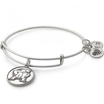 Alex And Ani University of Maryland Charm Bracelet Bracelets