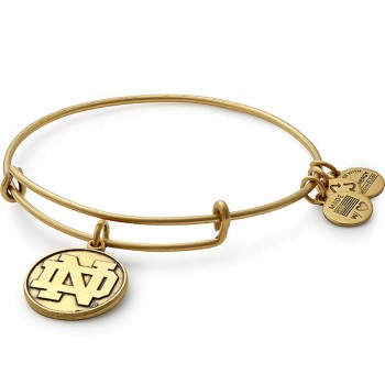Alex And Ani University of Notre Dame Charm Bracelet Bracelets