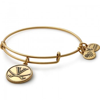 Alex And Ani University of Virginia Charm Bracelet Bracelets