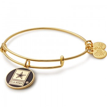 Alex And Ani US Army Charm Bracelet Bracelets
