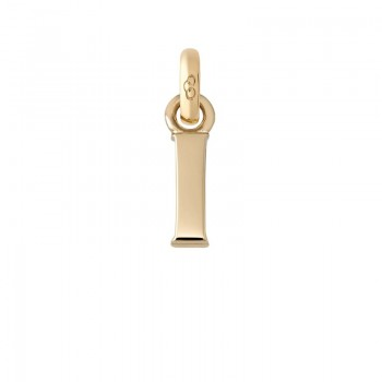 Links Of London 18kt Yellow Gold I Charm